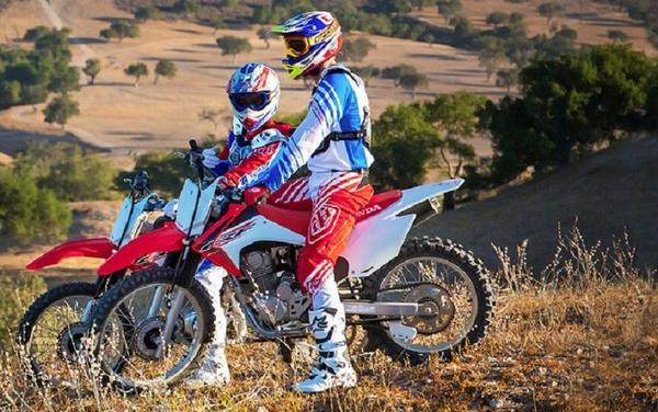 New Honda CRF 230F 2020