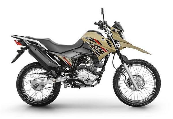 New Yamaha XTZ 150 Crosser 2020