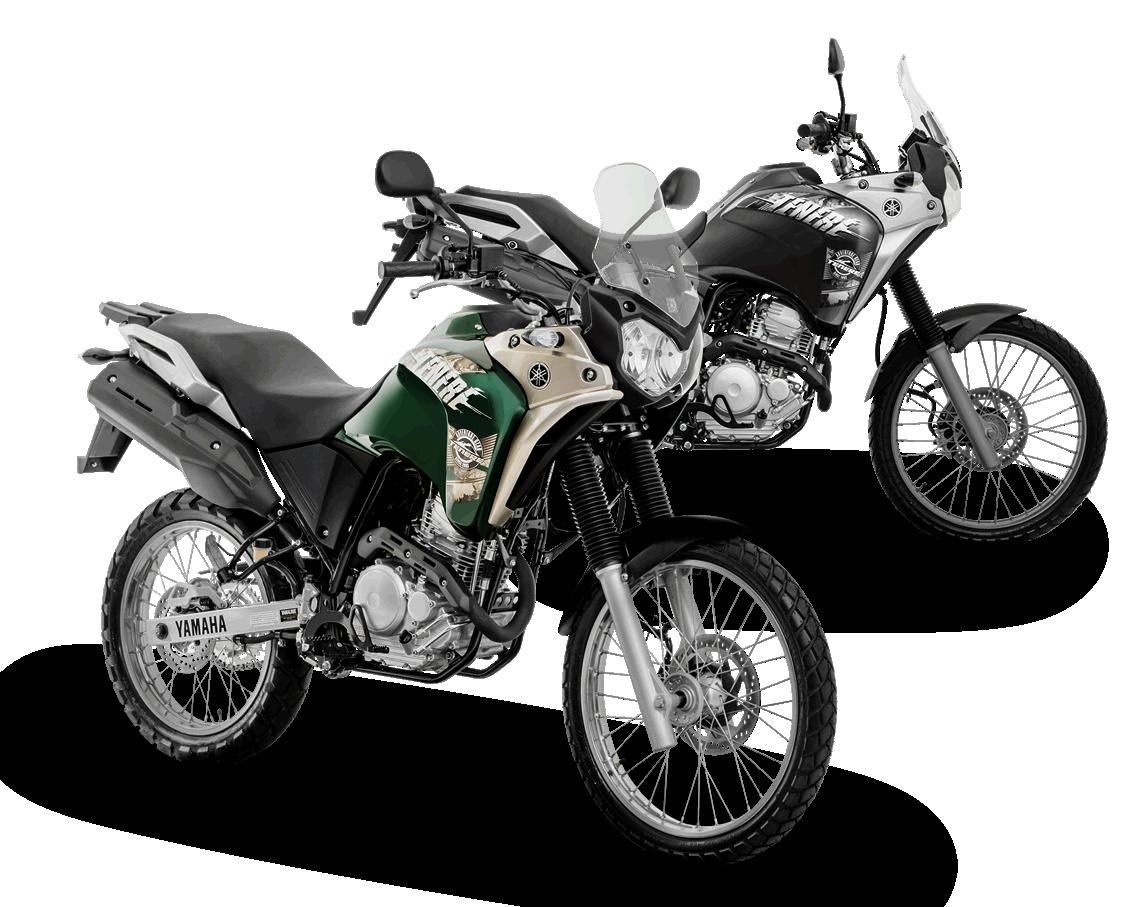 New Yamaha Tenere 250 2020