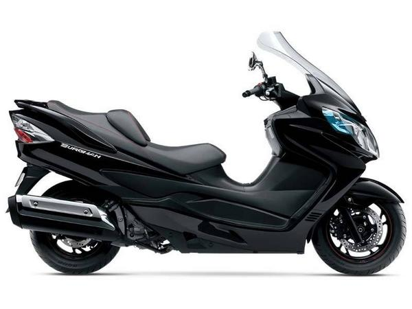New Suzuki Burgman 2020