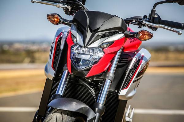 New Honda CBR 650F 2020