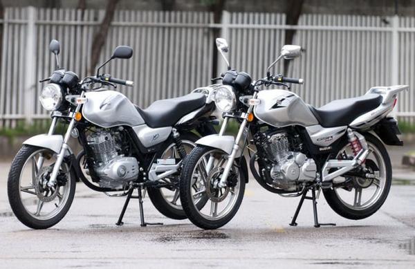 New Suzuki GSR 150 2020