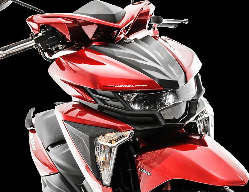 New Yamaha NEO 125 2020
