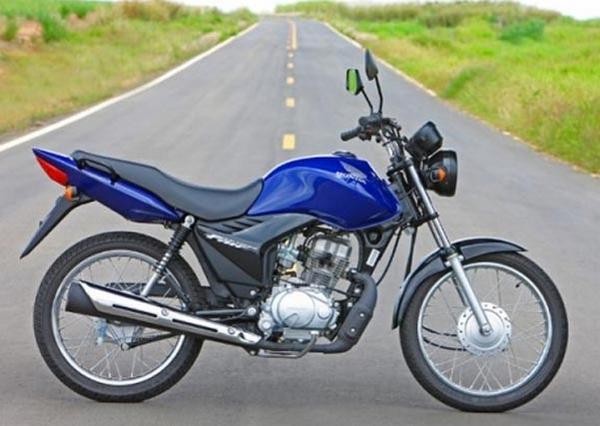 New Honda CG 125 2020