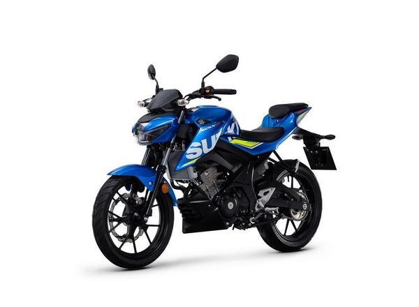 New Suzuki GSX-S125 2020