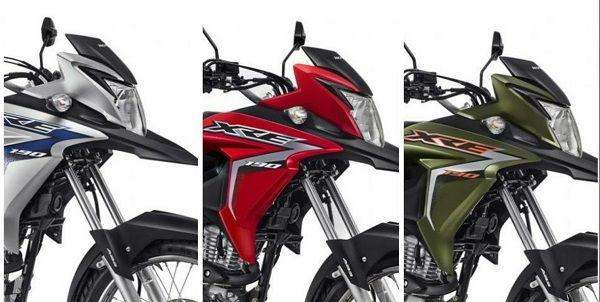 New Honda XRE 190 2020