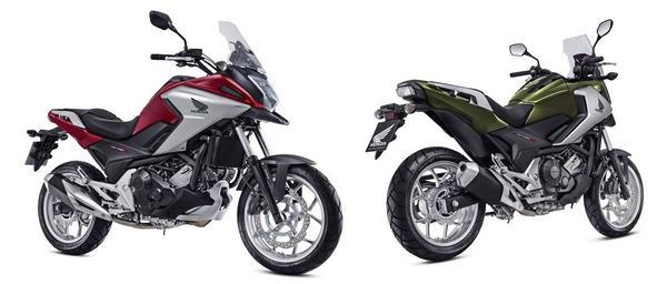 New Honda NC 750X 2020