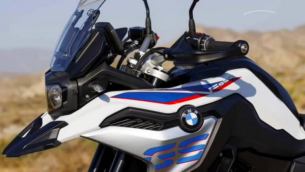 New BMW R1200 GS 2020