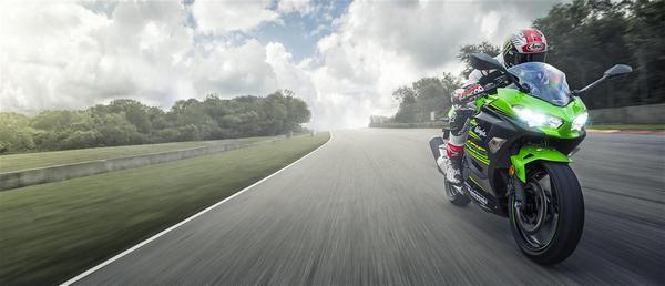 New Kawasaki Ninja 400 2020