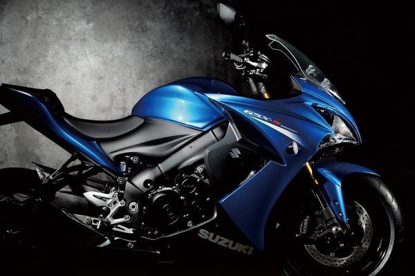 New Suzuki GSX S1000 F 2020
