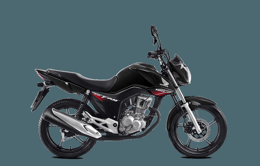 New CG 160 FAN 2020