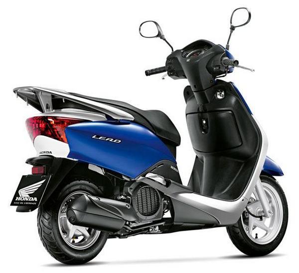 New Honda Lead 2020