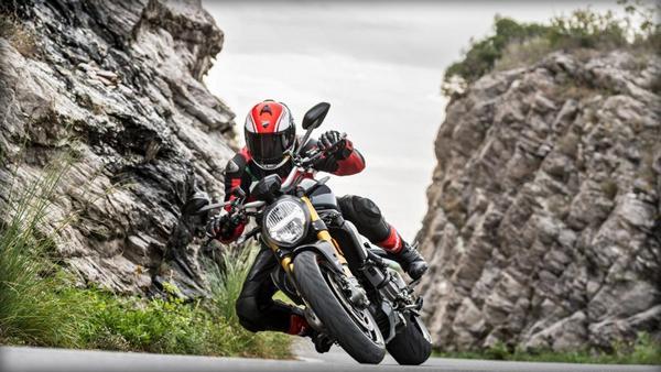 New Ducati Monster 1200 S 2020