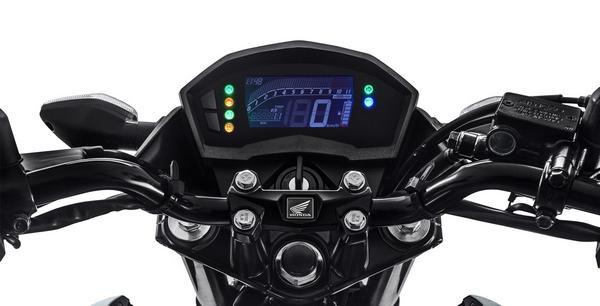 New Honda CB 250F Twister 2020
