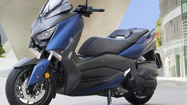 new yamaha x max 300 2020 prices specs photos. Black Bedroom Furniture Sets. Home Design Ideas