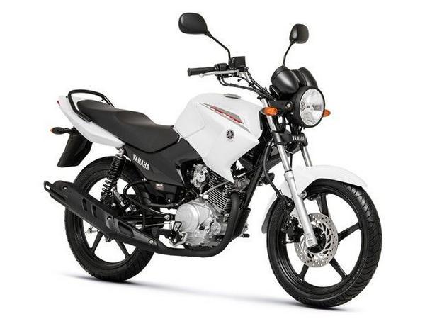 New Yamaha YBR 125 2020