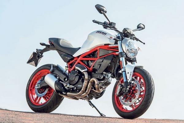 New Ducati Monster 797 2020