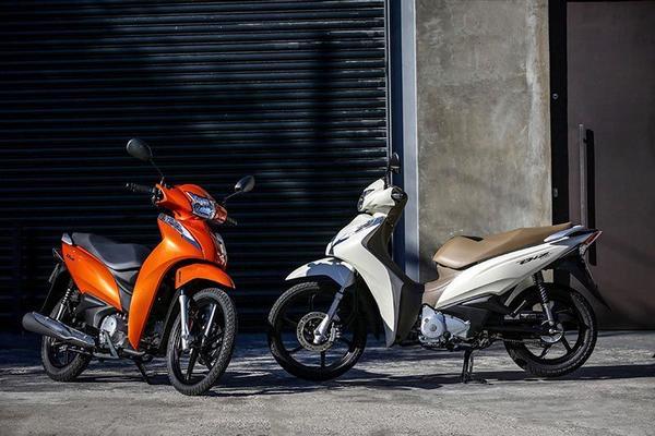New Honda BIZ 2020