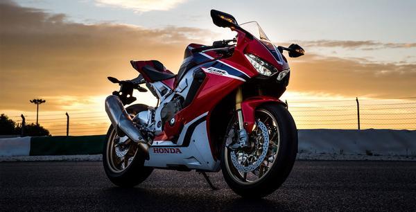 New Honda CBR 1000RR Fireblade 2020