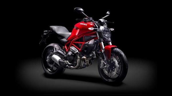 New Ducati Monster 797 2021