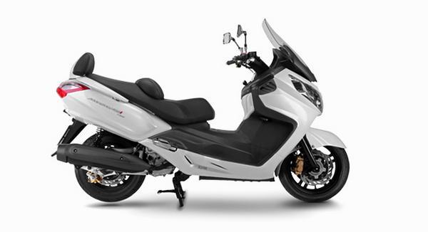 New Dafra Maxsym 400i 2020