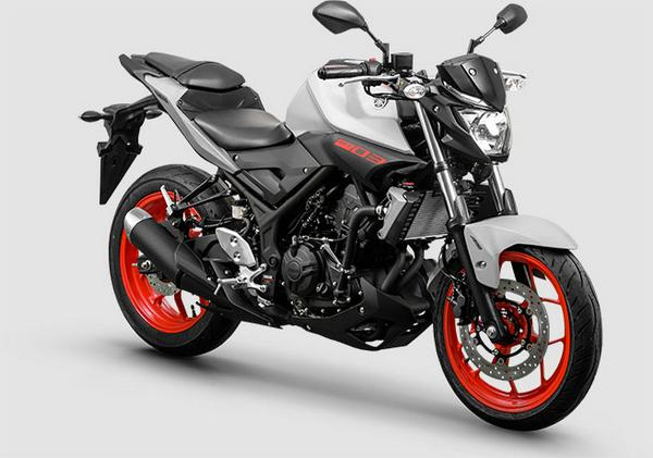New Yamaha MT 03 2021