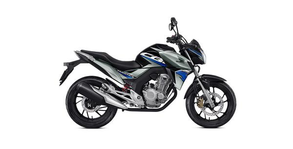 New Honda CB Twister 2021