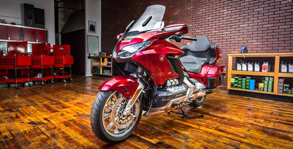 2021 Honda Gold Wing First Drive