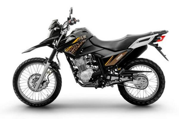 New Yamaha XTZ 150 Crosser 2021