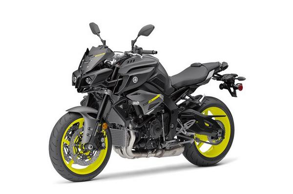 New Yamaha MT 10 2021