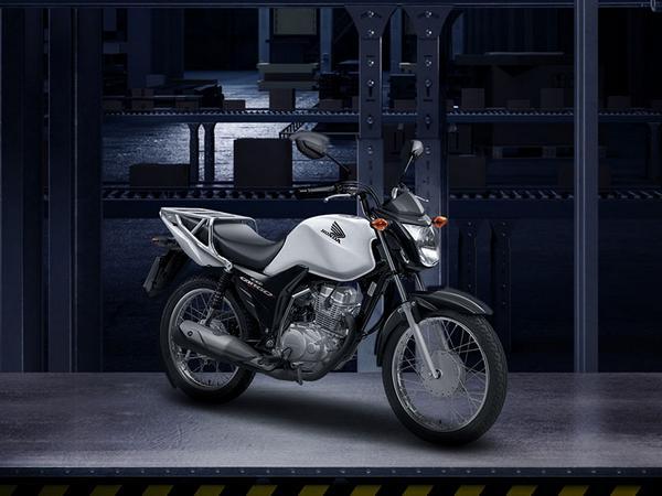 New Honda CG 125i Cargo 2021
