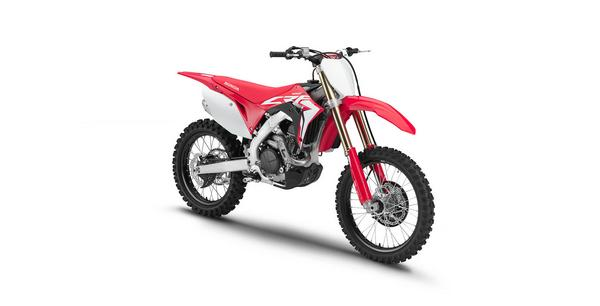 New Honda CRF 450R 2021