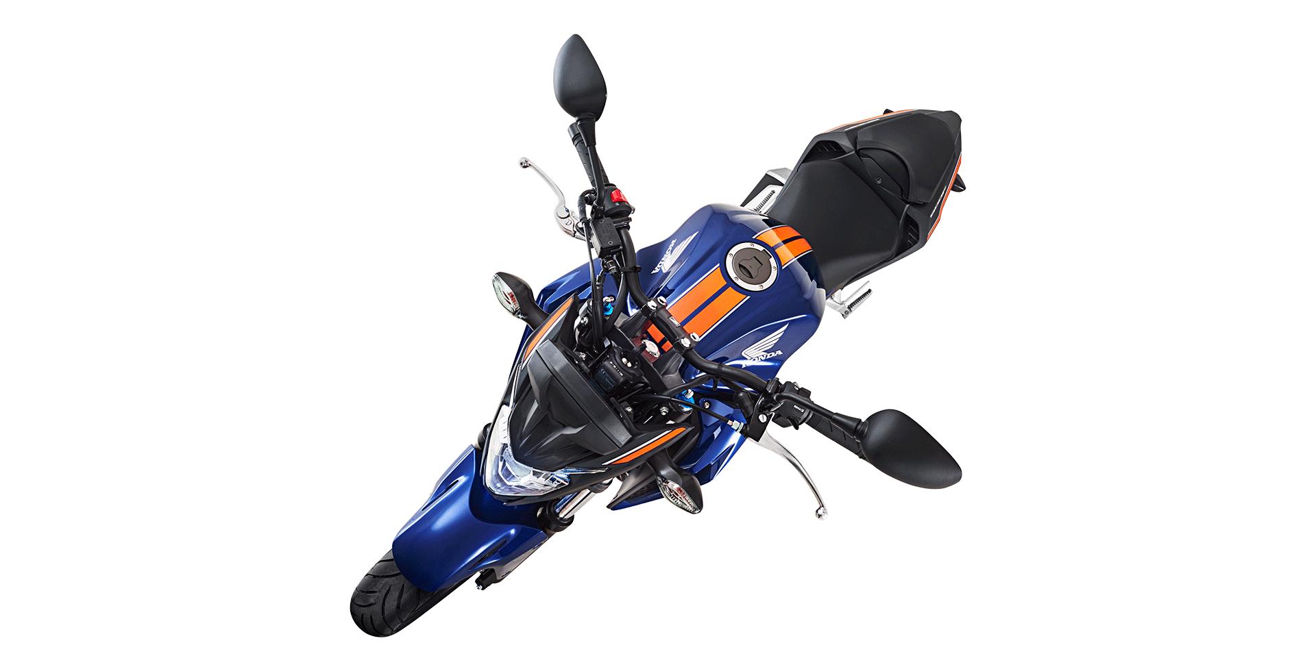 New Honda CB 500 F 2021