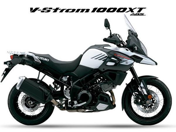 New Suzuki V-Strom 1000 ABS 2021