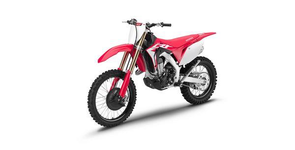 New Honda CRF 450RX 2021