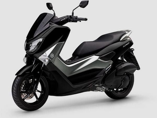 New Yamaha NMAX 160 2021
