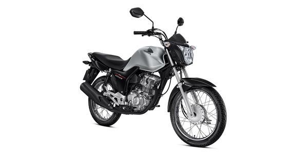 New Honda CG 160 Start 2021