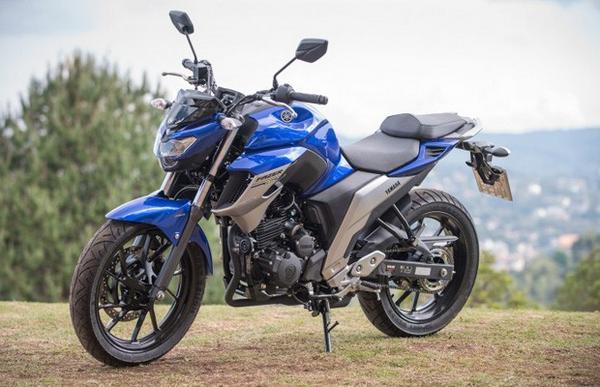 New Yamaha Fazer 250 2021
