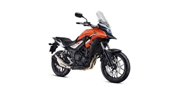 New Honda CB 500 X 2021