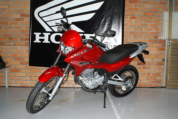 New Honda Falcon 2021