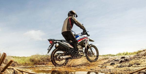 New Honda XRE 300 2021