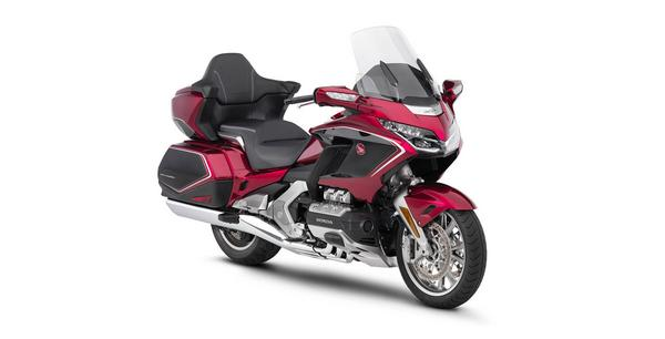 New Honda GL 1800 Gold Wing Tour 2021