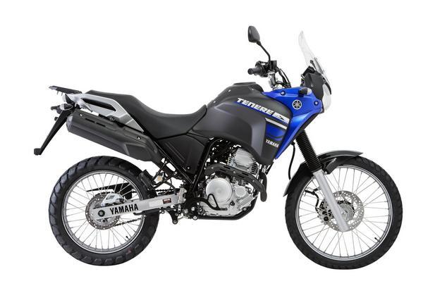 Новый Yamaha Ténéré 250 2021