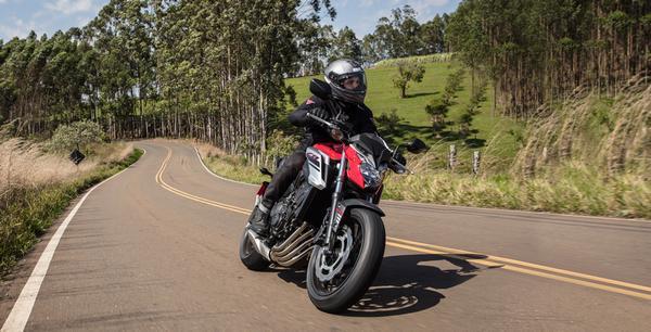 New Honda CB 650F 2021