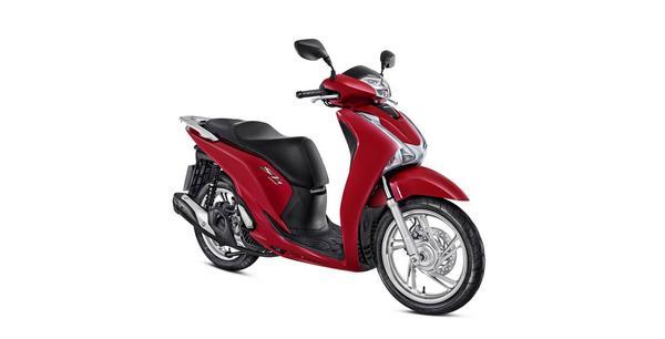 New Honda SH 150i 2021
