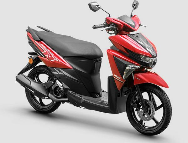 New Yamaha NEO 125 2021