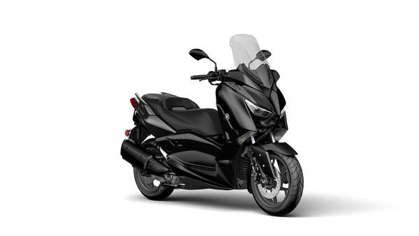 New Yamaha X MAX 300 2021