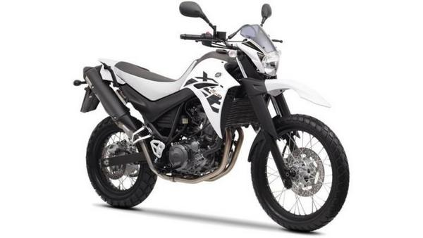 New Yamaha XT 660 2021